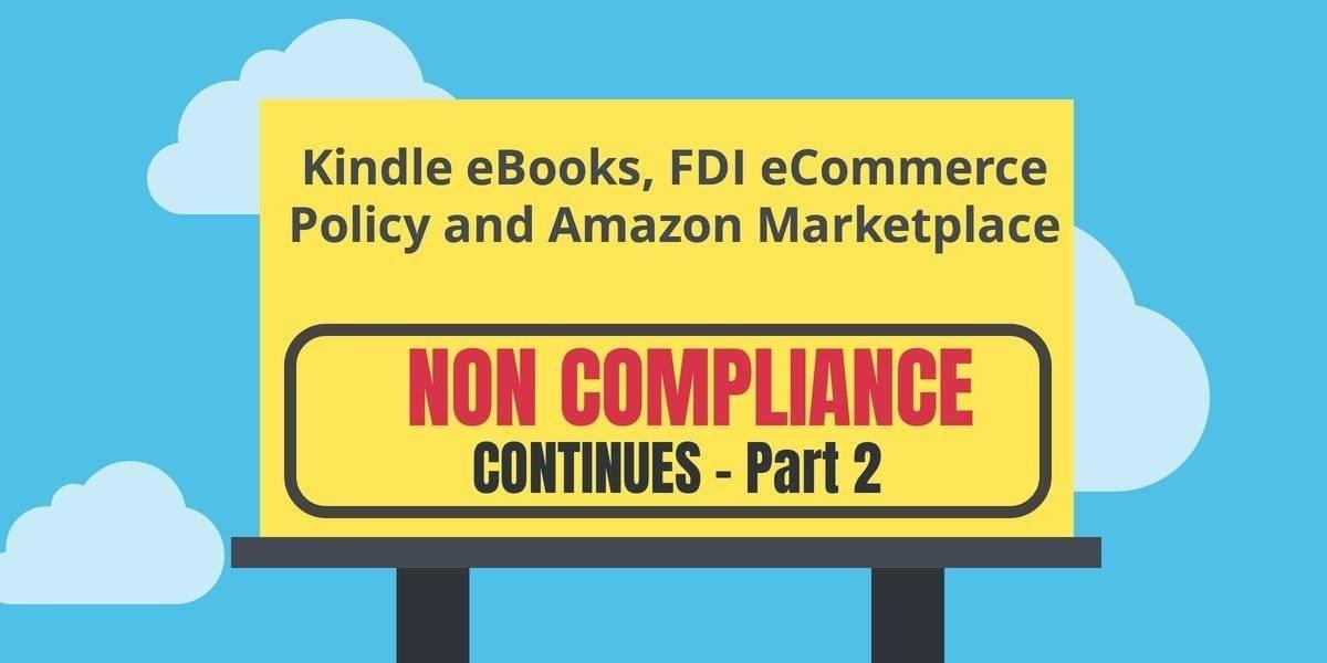 Amazon Marketplace Non Compliance